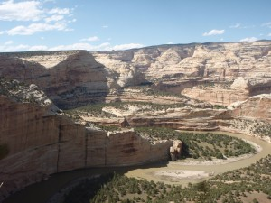 The Yampa Canyon