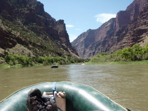 Lodore Canyon