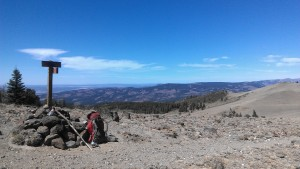 South Warren Wilderness backpack trip- summer 2013