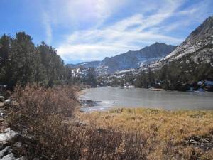 Winter is coming to the Eastern Sierra