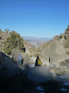 Joshua Flats hike- Coso Wilderness