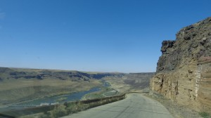 Dedication Point--a scenic canyon where we will be planting tomorrow!