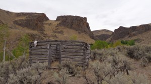 National Public Lands Day in Little Jack's Creek Wilderness of the Owyhee Canyons.
