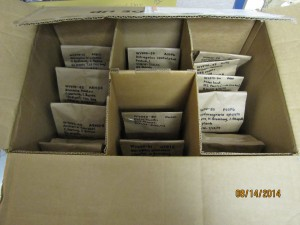 Just a few of the collections I packed up to be sent off to Bend Seed Extractory!