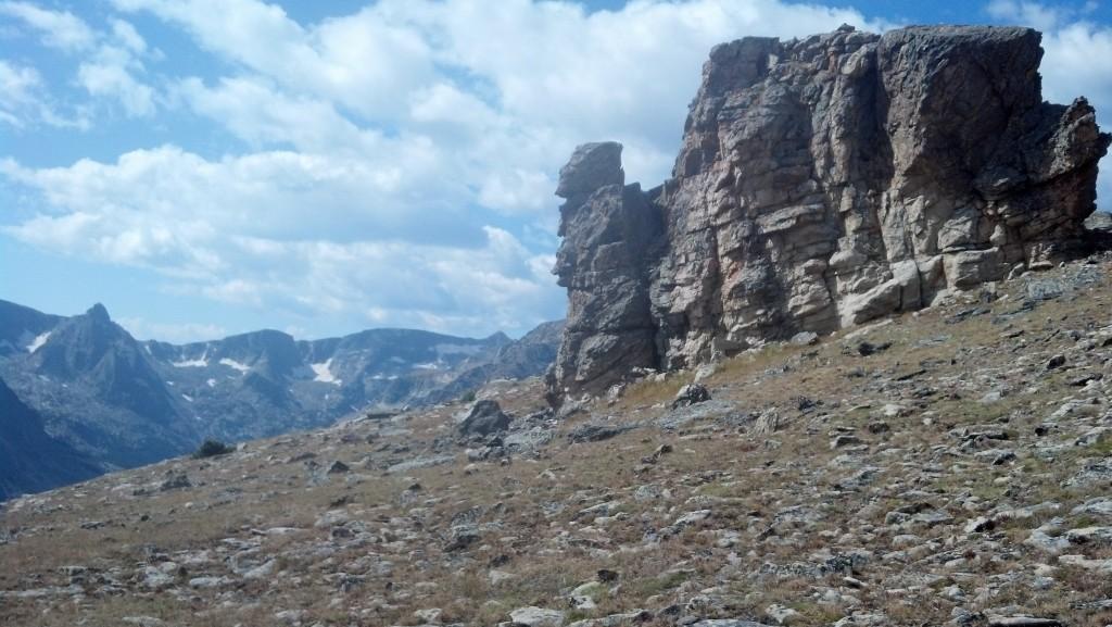 Alpine hiking, RMNP 2