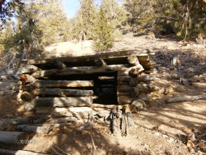 Old miners cabin