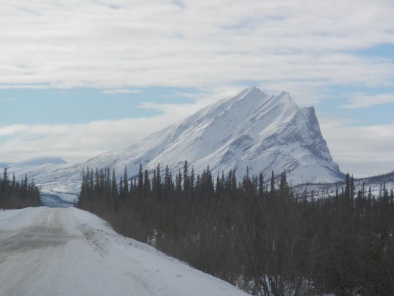 Sukakpak Mountain, Dalton  Highway