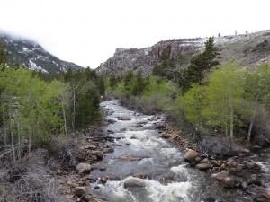 Popo Agie River, Lander, WY