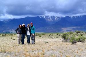Alvord Desert, Steens in the Backgorund