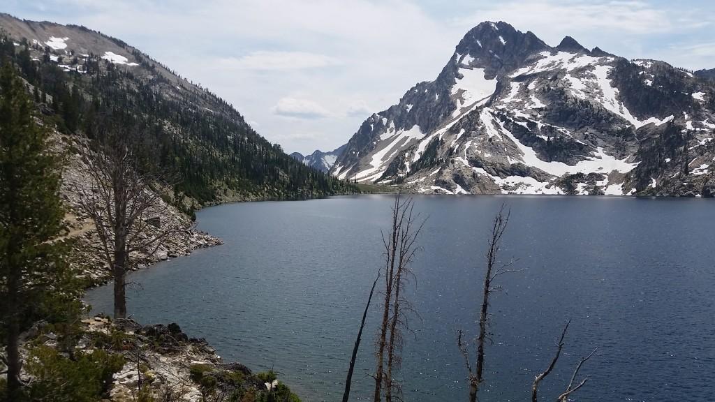 Beautiful Sawtooth Lake!