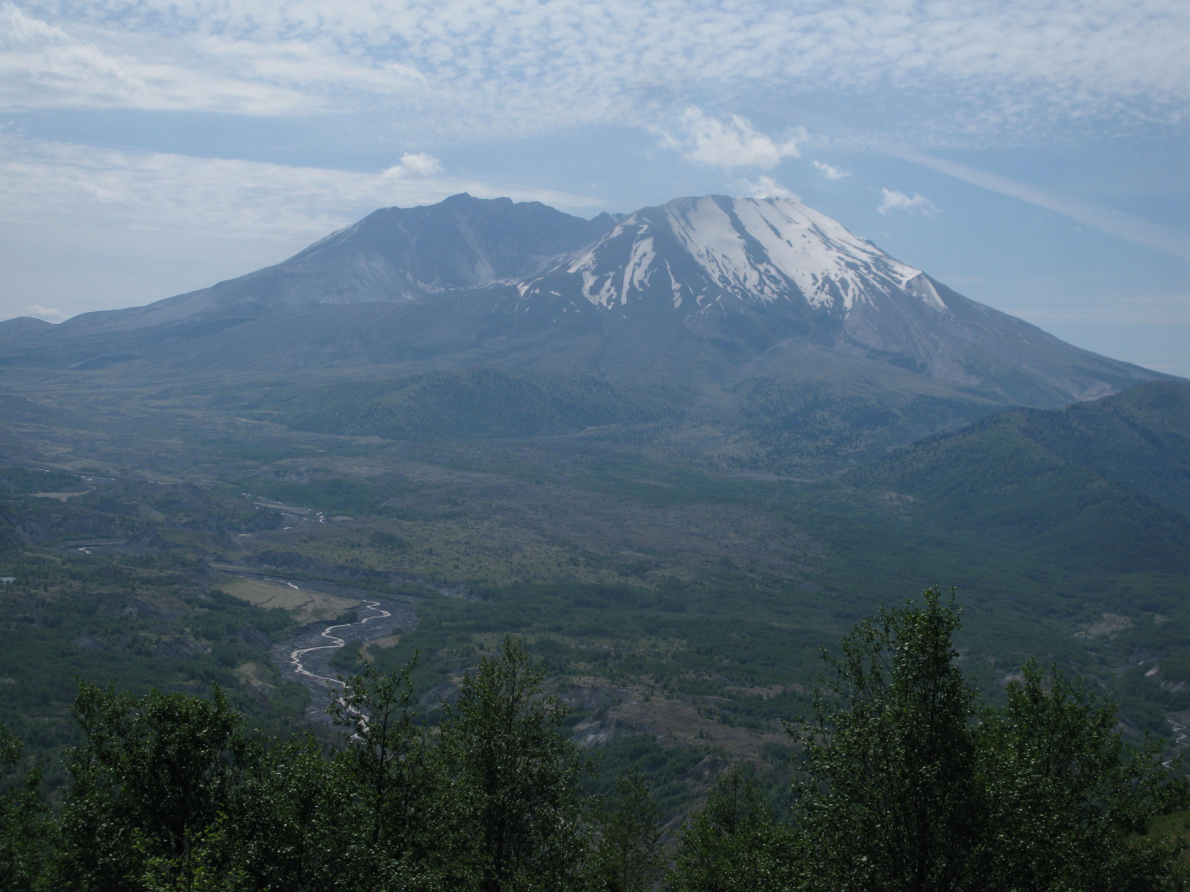 Mt. St. Helens!!!