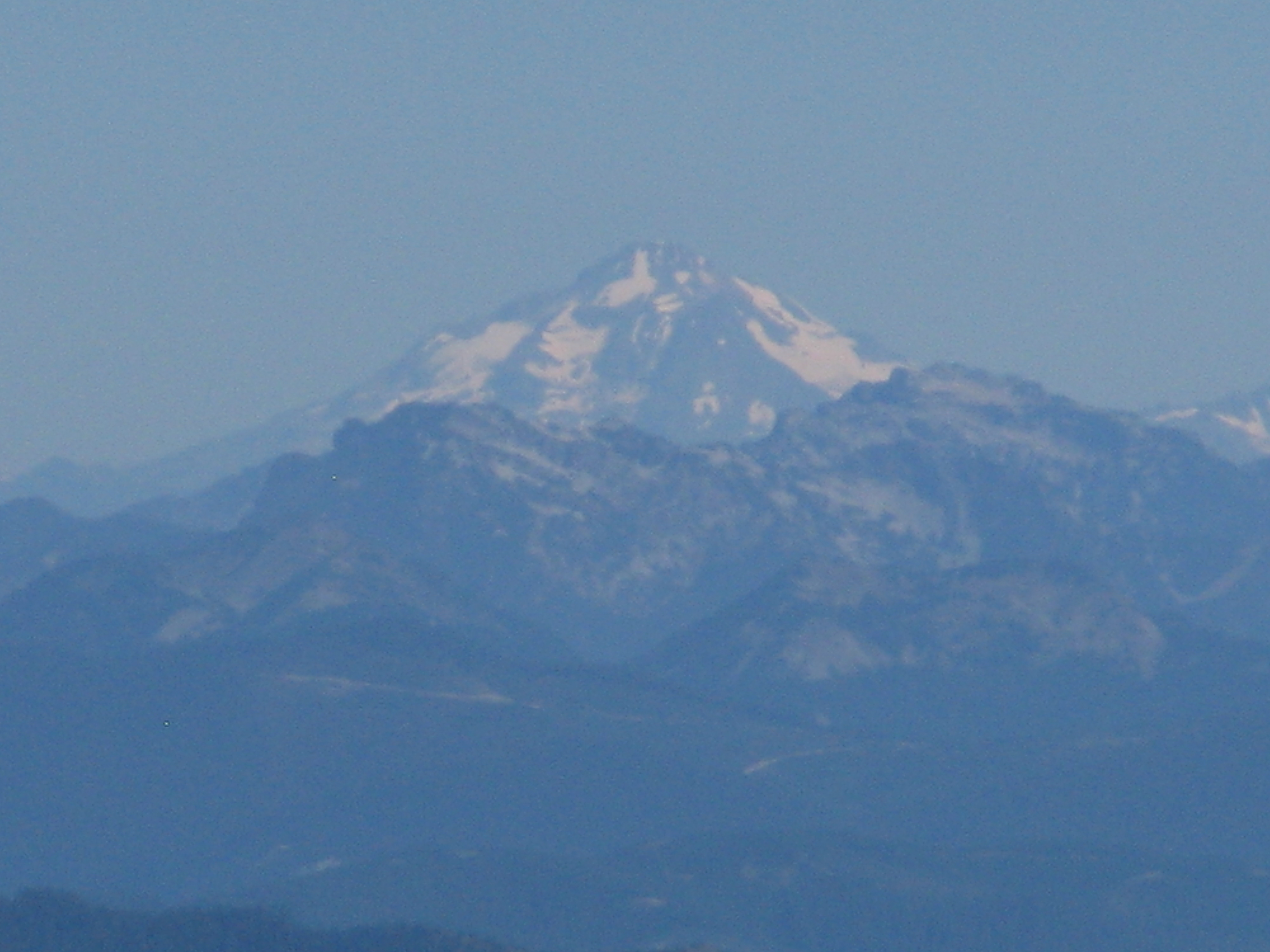 Glacier Peak from a distance!!