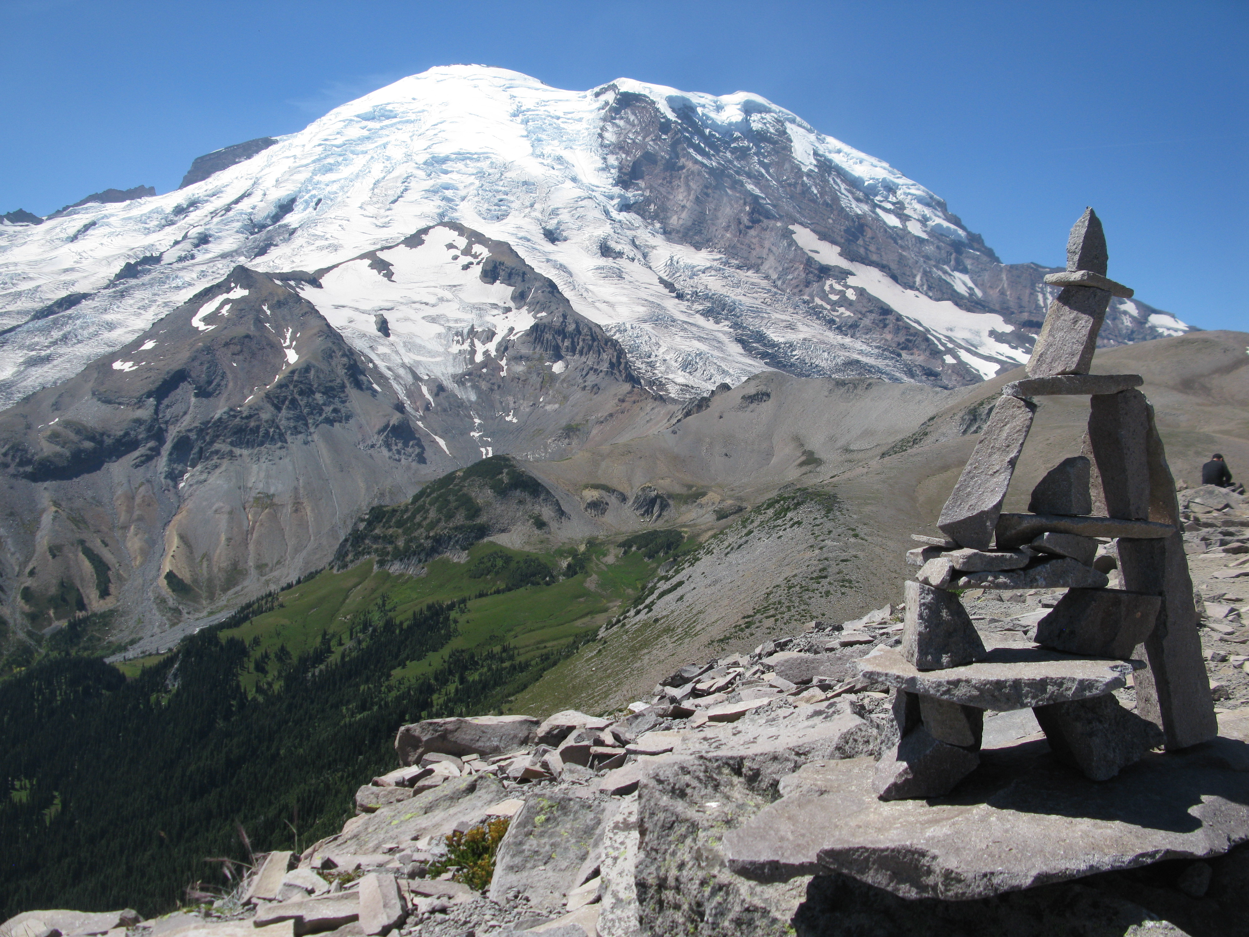 Mt Rainier!!!
