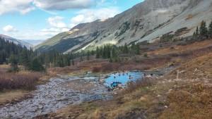 Conundrum Hotsprings, Aspen, CO