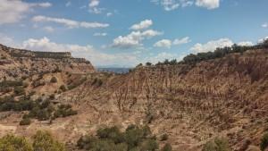 Near Astragalus debequaeus monitoring site