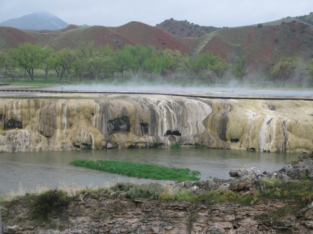 Hot Springs in Thermopolis!