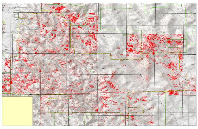 Raster Map