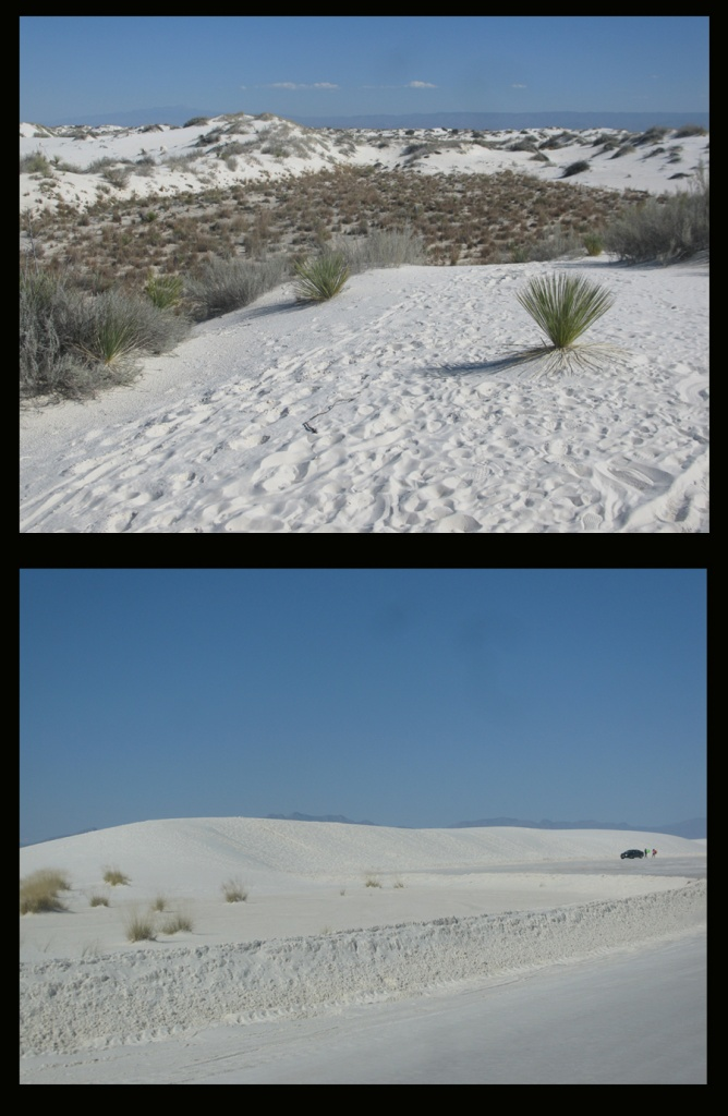 White Sands Monument!!